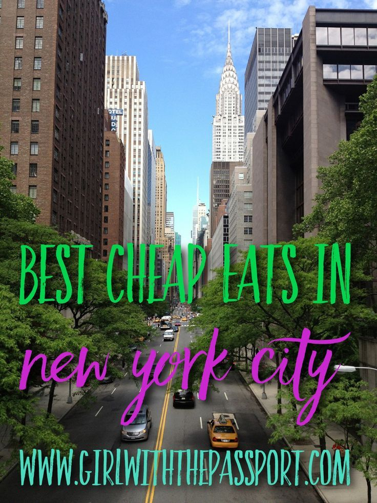 best and cheapest places to eat in new york city a local 39 s guide to cheap e nyc picture. Black Bedroom Furniture Sets. Home Design Ideas
