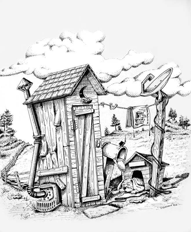 1000 images about outhouses on pinterest bow hunting for Garden shed jokes