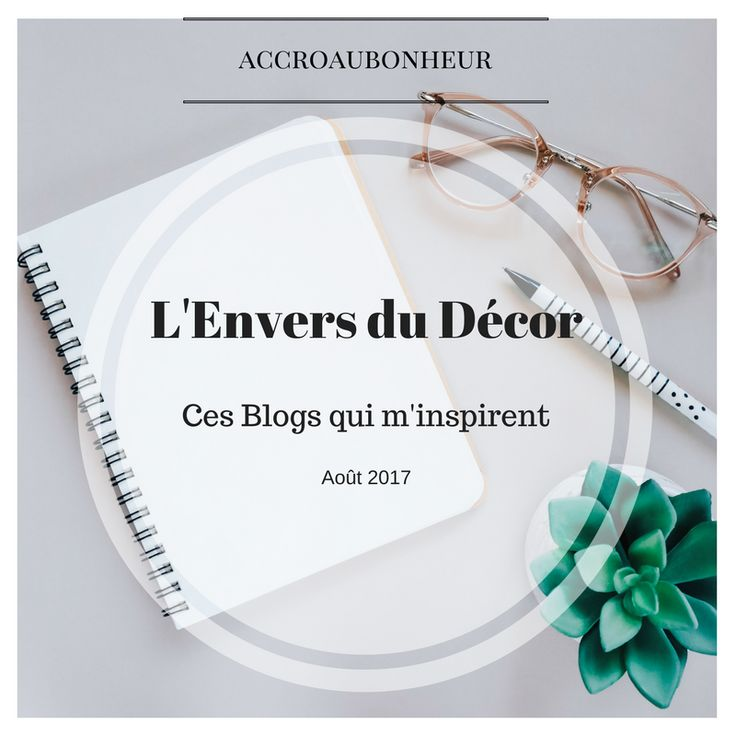 EDD - Ces Blogs qui m'inspirent