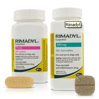Rimadyl Pain and Arthritis Tablets