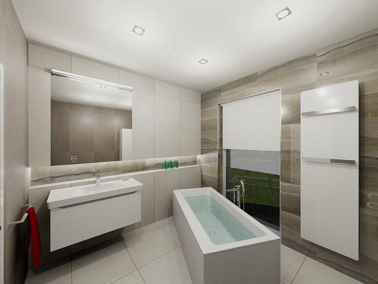 Bathroom privat in 3D