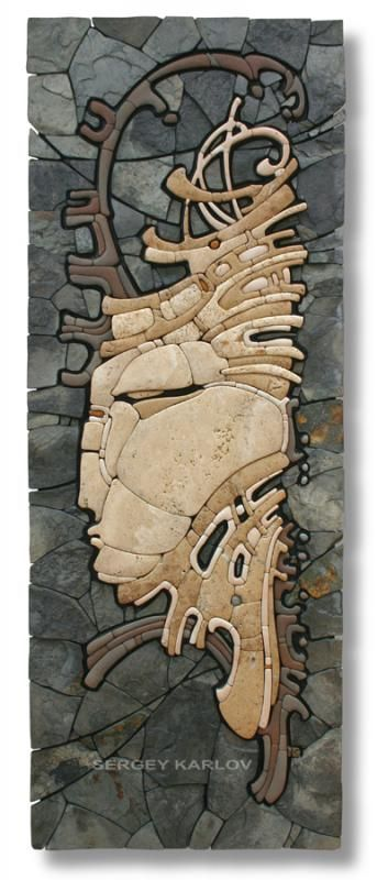 Easels and mosaics on pinterest