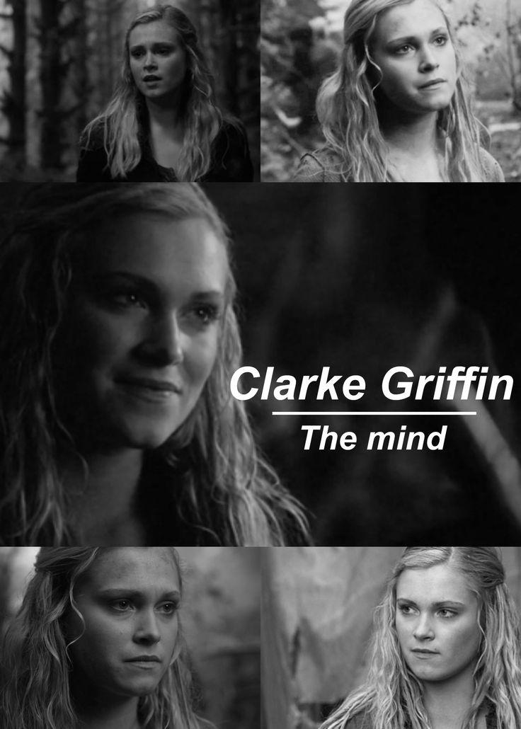 Clarke Griffin - The Mind