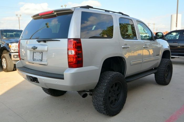 2010 Chevrolet #Tahoe LT #LIFTED 4x4 SUV $28,988 SOLD!