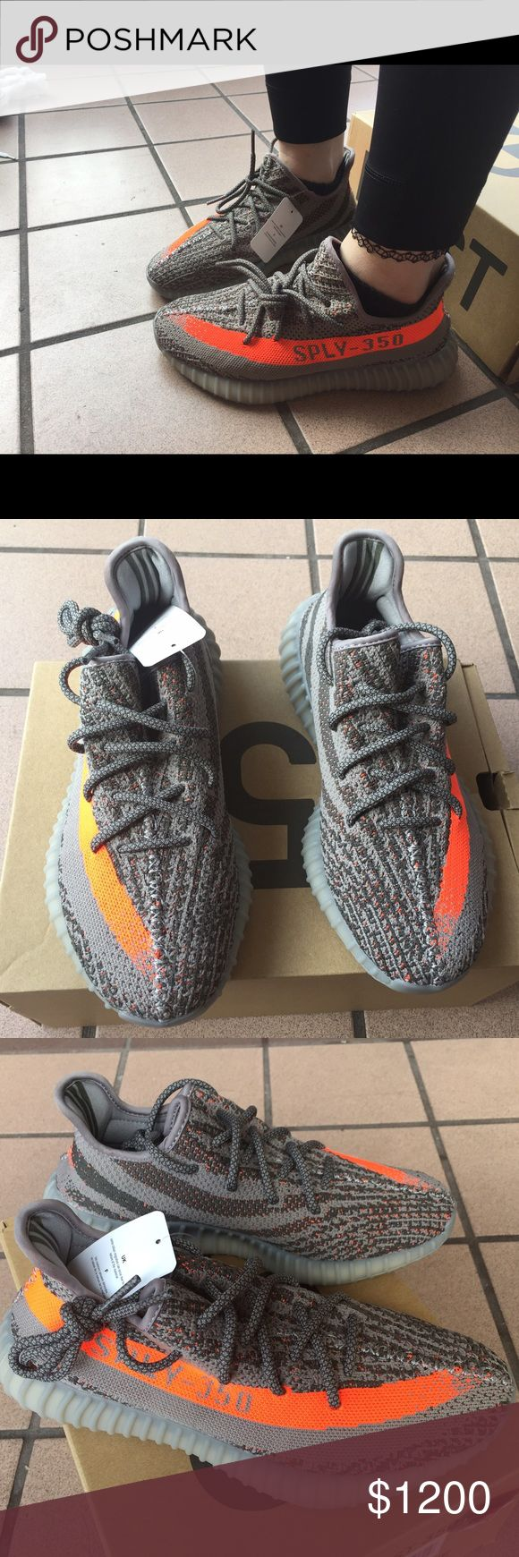 Yeezy Boost 350 V2 Won the raffle at footlocker last month. Size 7.5 for men. Size 8.5 for women. Brand new. Contact me for lower listing price adidas Shoes Sneakers
