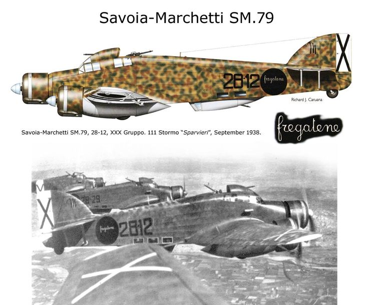 Savoia Marchetti SM.79