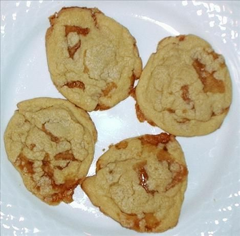 buttercrunch cookies. If these indeed taste like the Lindens buttercrunch cookies they sold at my high school. I will be making these often!