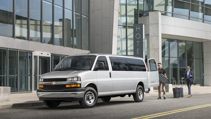 2021 Chevrolet Express gets 6.6liter V8 engine in 2020