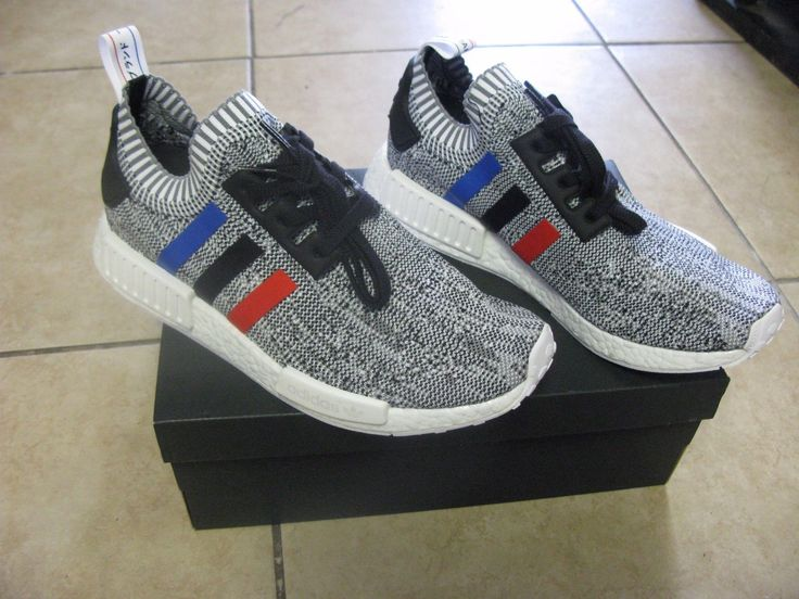save off 6fdb5 f84ca Sneaker Madness Adidas NMD R1 Grey Camo
