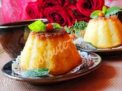 Апельсиновые кексы | Готовьте с нами