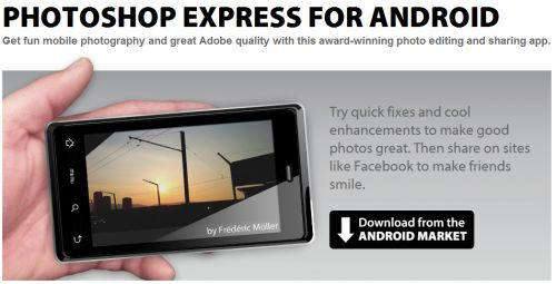 From www.creativefan.com - Android Camera Apps: The 25 Best Android Photography Apps