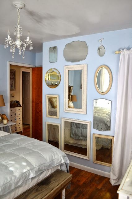 25 best ideas about wall of mirrors on pinterest