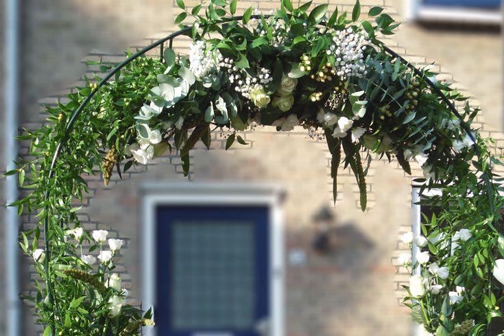 Bruidswerk boog