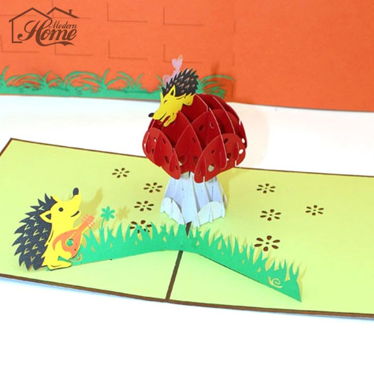 hedgehog pop up card best 10 pop up greeting cards ideas on pop up 4658