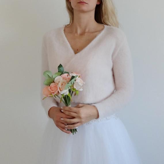 Kopertowiec - Wedding bolero, sweater, Bridesmaid Accessories ...