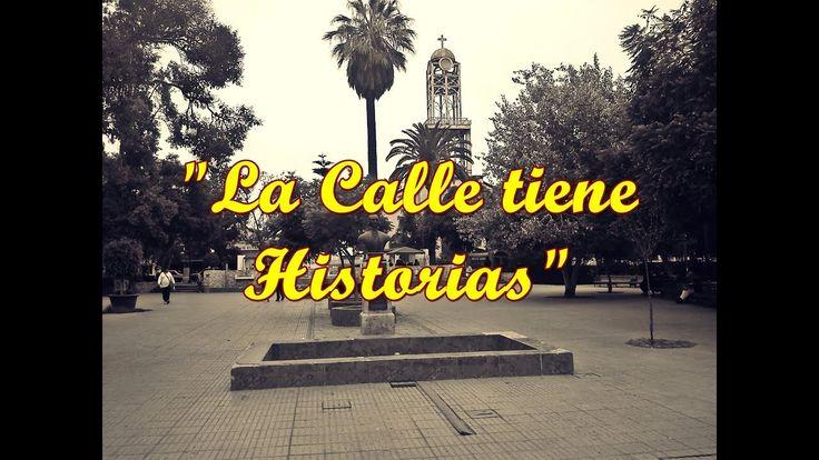"Documental ""La Calle tiene Historias"""