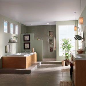 possible paint color for half bath behr green tea
