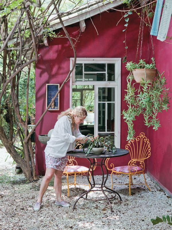 Aprenda com Neza Cesar a renovar a casa no começo do ano
