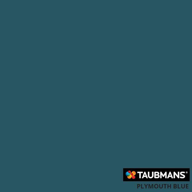 #Taubmanscolour #plymouthblue