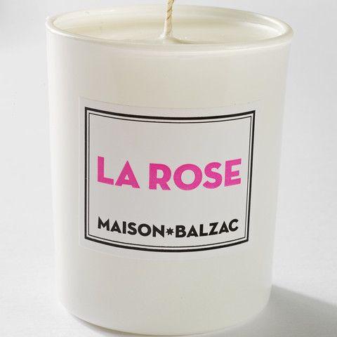 MAISON BALZAC La Rose Candle – KAVUT
