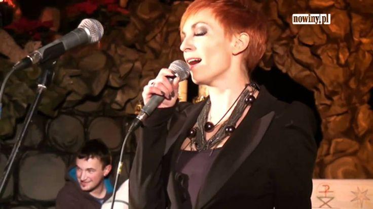 Ania Wyszkoni zaśpiewała dla Ojca Świętego