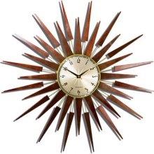20 Best Clocks Images On Pinterest Sunburst Clock Wall