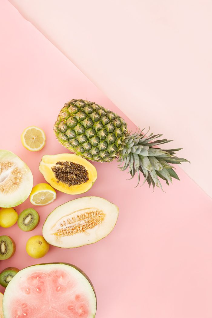 we love this set up and we really love fruit | ban.do