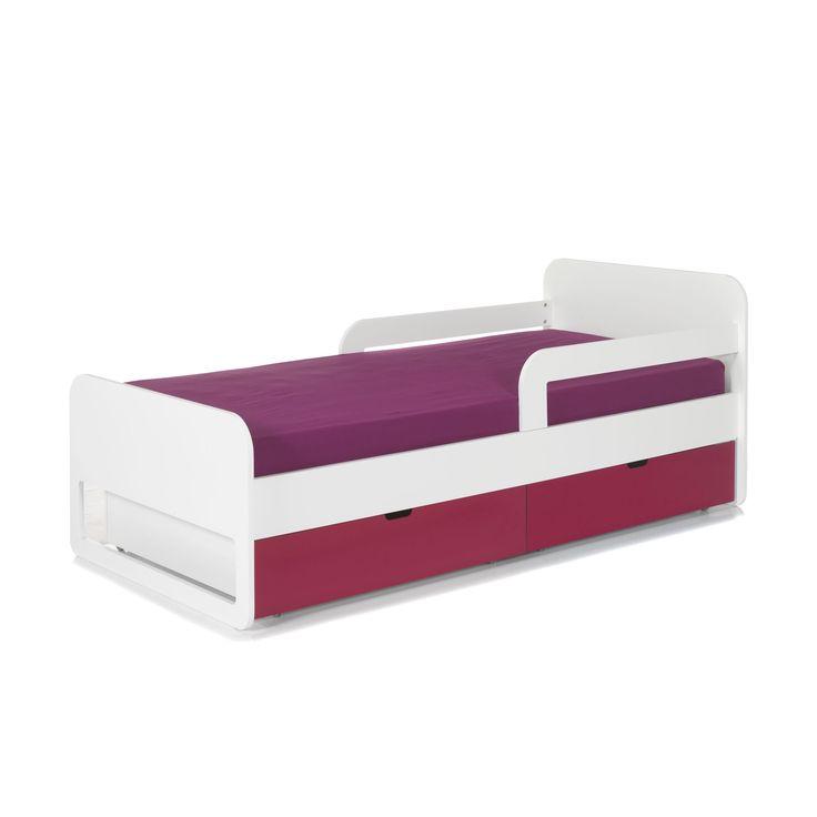les 25 meilleures id es concernant les barri res de lit. Black Bedroom Furniture Sets. Home Design Ideas