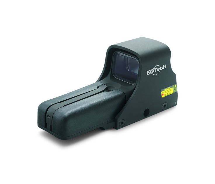 EOTECH 552 Tactical Holographic W/.308 RETICLE BLK