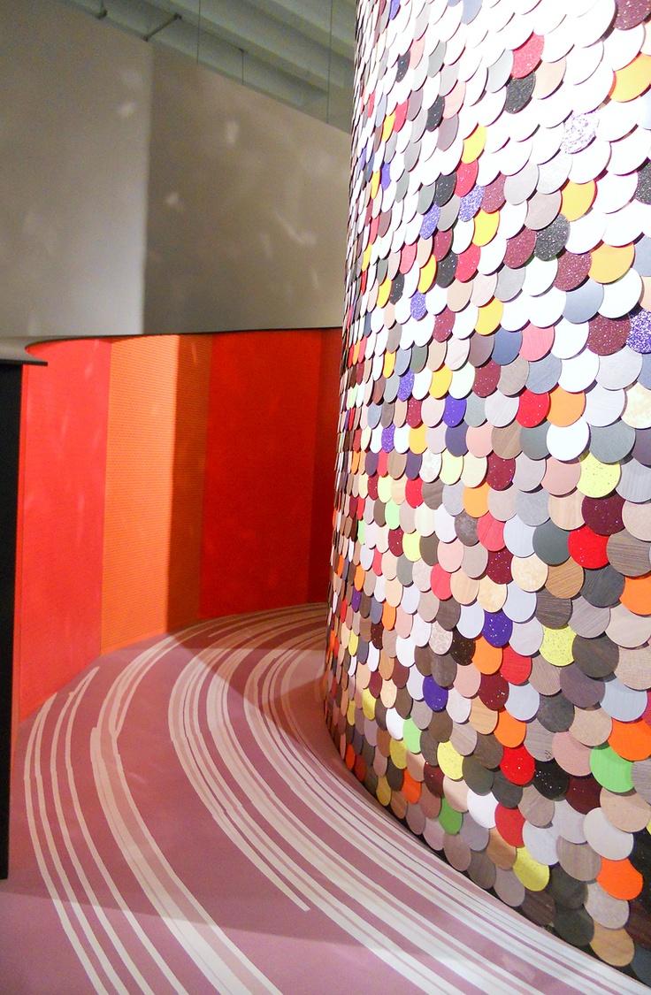 Skema Open Art Vertigo project @ Triennale di Milano 2012