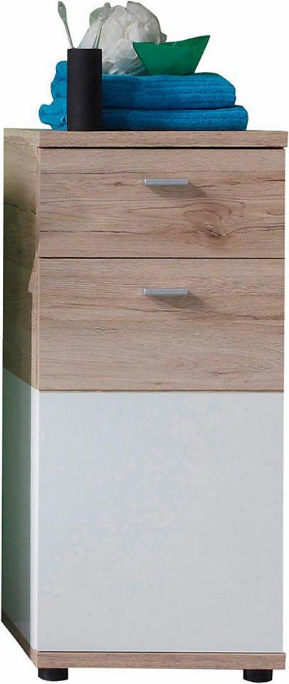 welltime Unterschrank »Campus« Jetzt bestellen unter: https://moebel.ladendirekt.de/bad/badmoebel/spiegelschraenke/?uid=2d35e2a7-a387-5970-81e5-63cf024dcc12&utm_source=pinterest&utm_medium=pin&utm_campaign=boards #spiegelschraenke #bad #badmoebel #sonstige #badezimmermöbel