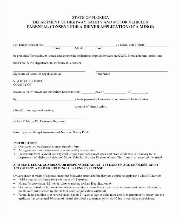 Parental Consent Forms Template Unique Free 10 Sample Parental Consent Forms In Pdf Consent Forms Parental Consent Consent Letter Sample