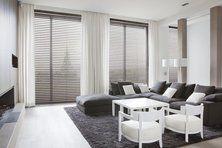 Houten Jaloezieën op maat - verticale en horizontale lamellen - houten lamellen - Copahome