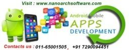 Join best android development companies in delhi for the huge traffic - Submit Free Article