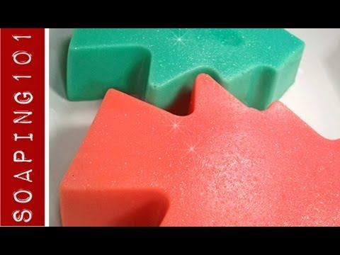 How to Make Jelly Soap {kid approved}