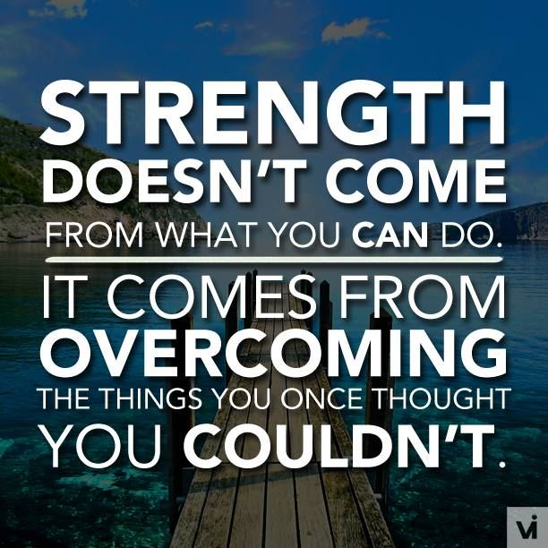 Persistence Motivational Quotes Teamwork: Perseverance Is Strength! #TransformationTuesday