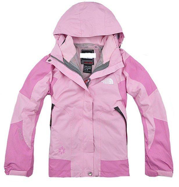 The North Face TNF Gore-Tex Light Pink Multi