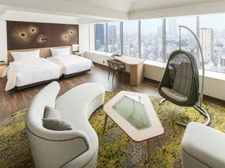プレミアムジュニアスイートルーム|プレミアムクラブフロア |客室 |ザ・プリンス パークタワー東京