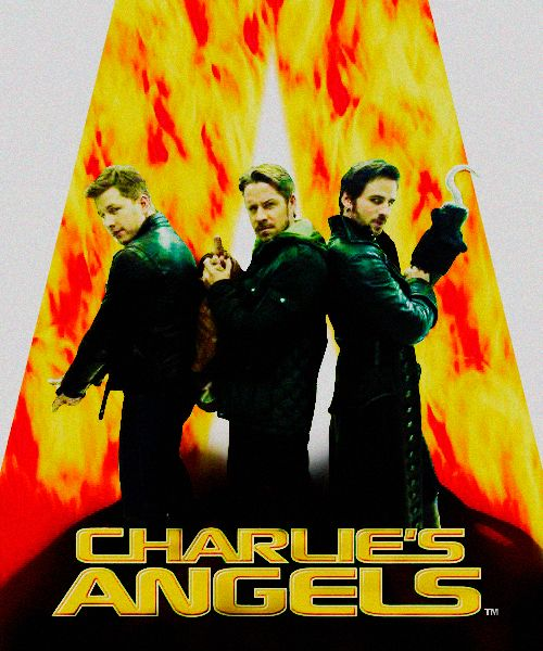 The new Charlie's Angels.