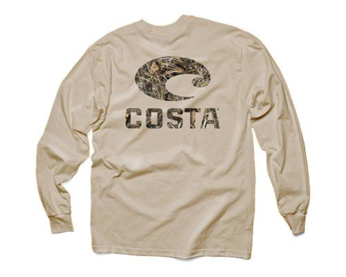 Costa del Mar T shirts come in a rainbow of colors and different styles. They come in short sleeves and long sleeves and in sizes to fit men, women and children.           Costa Del Mar Realtree…Read more →