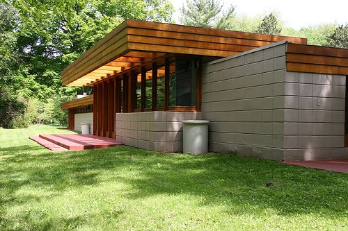 411 Best Images About Design Usonian On Pinterest House