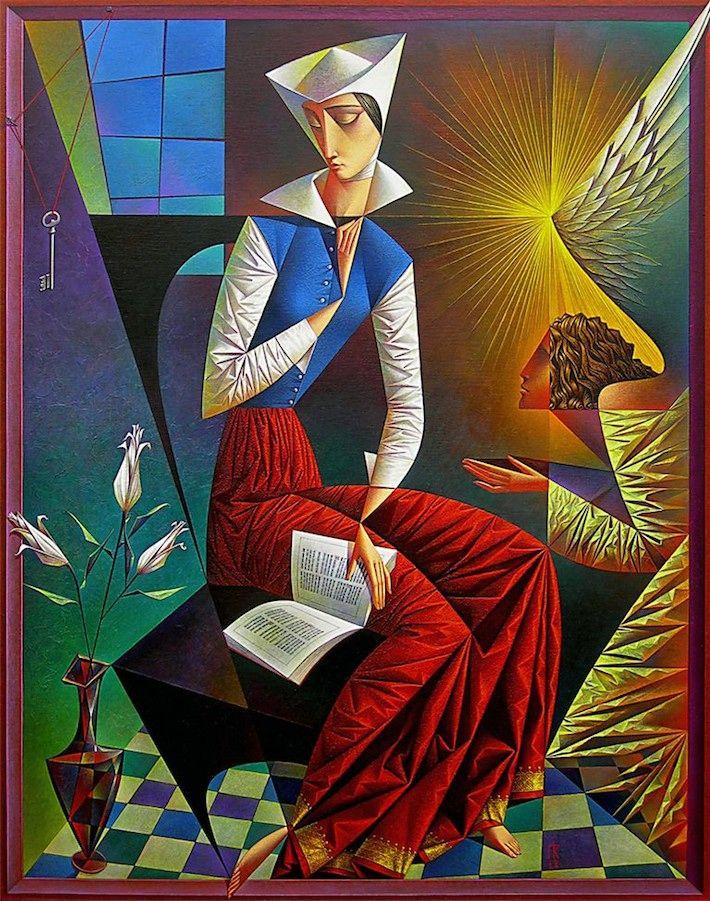 Georgy Kurasov #Painting #Georgy_Kurasov
