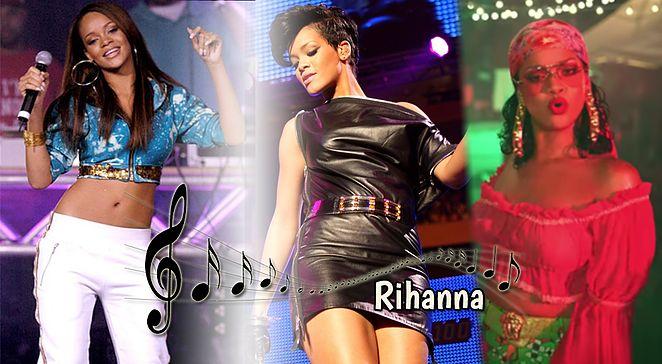 Muzyczne ewolucje: Rihanna   DailyVibes   Kultura   Lifestyle   Rozrywka   Informacje