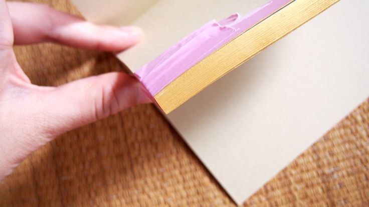 Decorate Notebook Cover with DIY Stamp | Tueymeaw's BlogTueymeaw's Blog