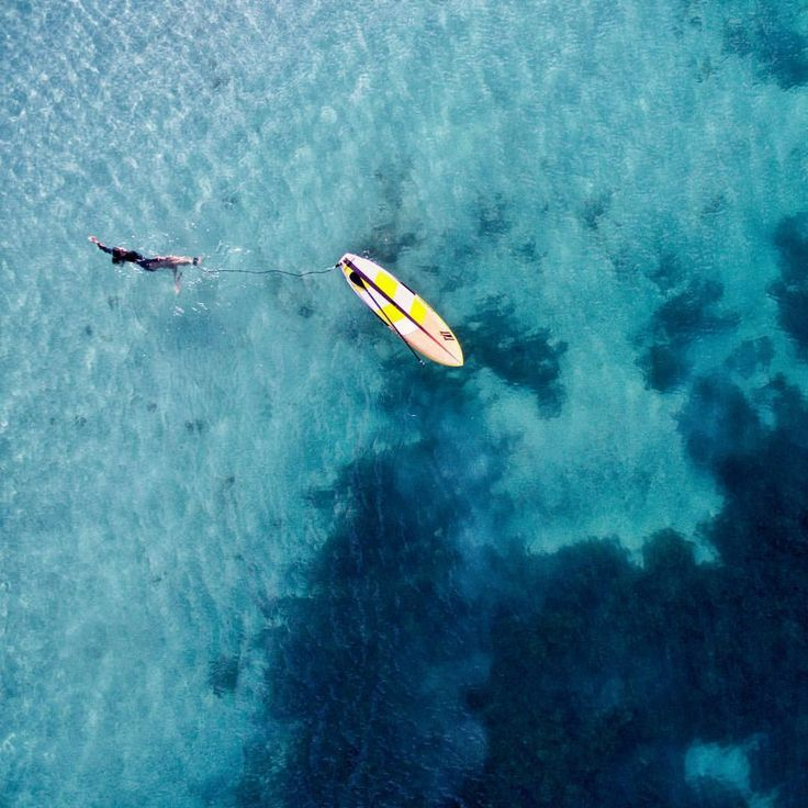 """87 Likes, 6 Comments - Saj D (@sajdaerial) on Instagram: """"Overboard 🏄 . . . . . #standuppaddle #sup #perthbeaches #cottesloebeach #cottesloe #droneoftheday"""""""