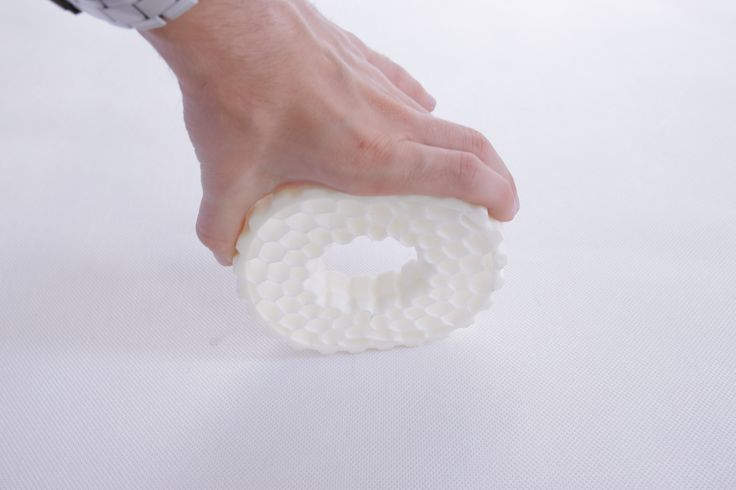 Flexible materials made on #ZMorph3D #mechanical #flexible