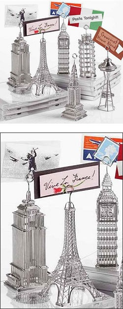 Wouldn't these be ADORABLE centerpiece/table