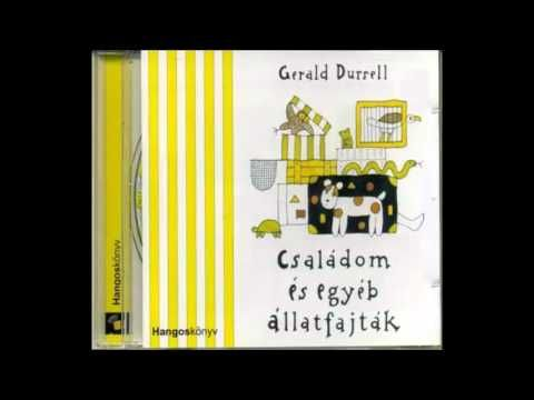 Gerald Durrell:Családom és egyéb állatfajták - YouTube