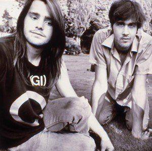 Chad Channing & Krist Novoselic, Tacoma, September 1988