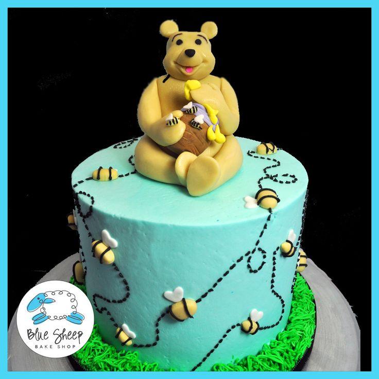 Classic Winnie Birthday Cake